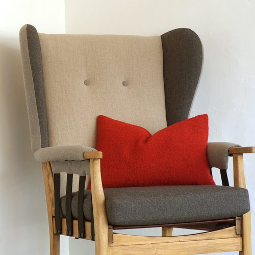 wooden upholstery furniture