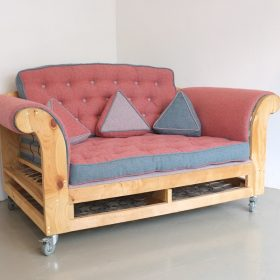 Luxurious upholstery furniture