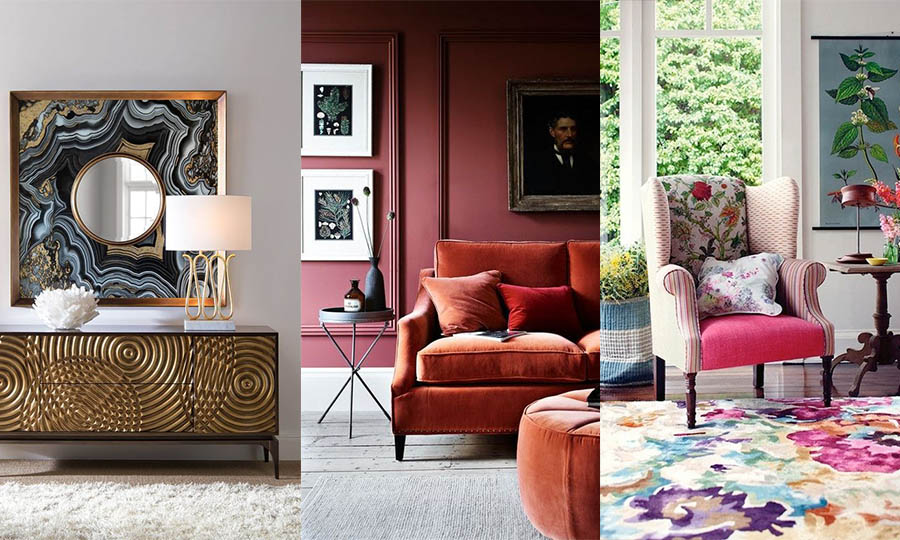 Image Showing Three Various Collections of Living Room Furnitures.