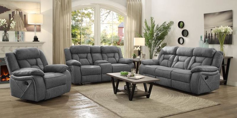 A Modern Luxurious Room Interior With Sofa Sets.